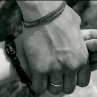 I want to be with you  for the rest of my life .. !